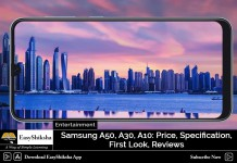 Samsung A50, price in india