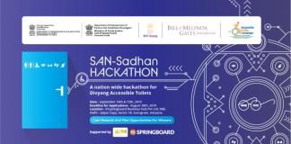 San Sadhan hackathon