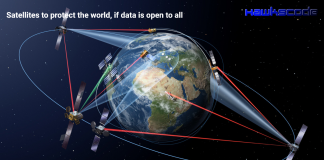 Satellite technologies are a new frontier in global development.
