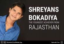 Shreyans Bokadiya