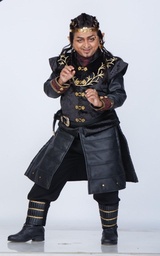 Shridhar Watsar as Tauba Tauba in Sony SAB Baalveer Returns