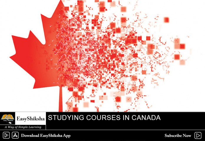 Studying Courses in Canada