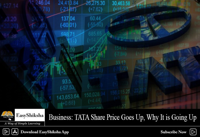 TATA Motors Share