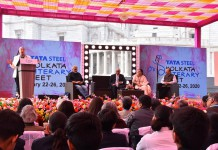 TATA STEEL KOLKATA LITERARY MEET 2020