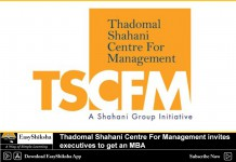 Thadomal Shahani Centre For Management