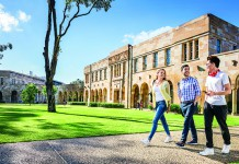 University of Queensland, Education
