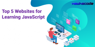 Top 5 Websites for Learning JavaScript