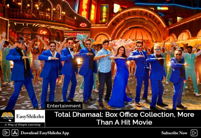 total dhamaal, box office collection