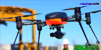 US startup is testing drones in India