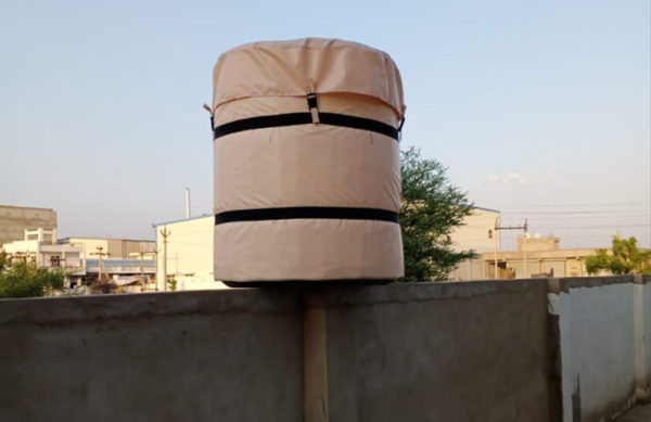 Water Tank Cover