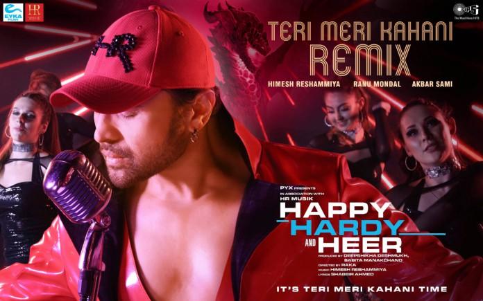 Teri Meri Kahani Remix