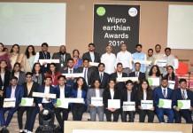 Wipro earthian awards