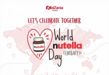 World Nutella Day 2020