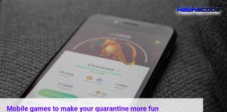 Mobile games to make your quarantine more fun