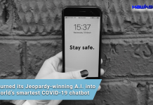 IBM turned its Jeopardy AI into COVID19 chatbot.