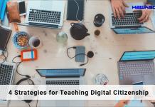 4 Strategies for Teaching Digital Citizenship