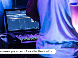 Learn to use Music Production Software like Ableton Pro