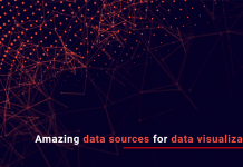 Amazing data sources for data visualization