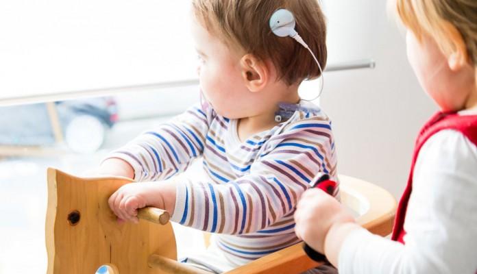 inborn hearing loss