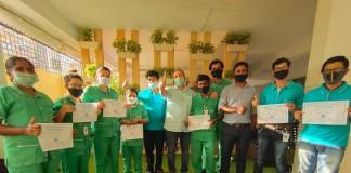 nurses across India
