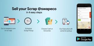 startup Swapeco