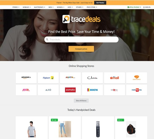 Tracedeals.in