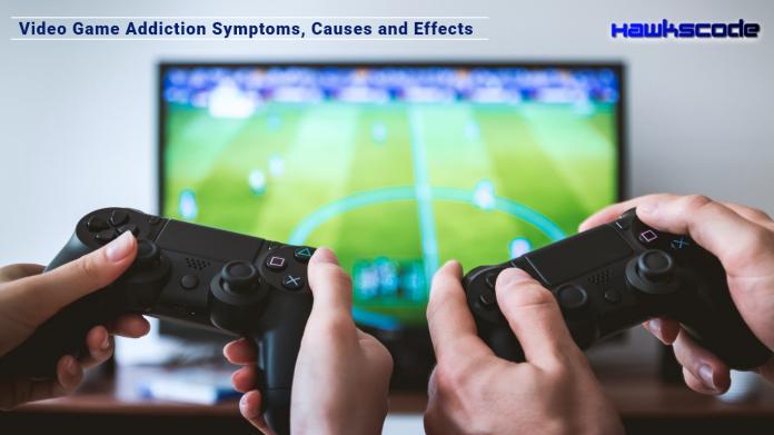 Video Game Addiction Symptoms